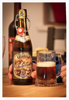 Kaiserhof Schwedentrunk Bier - beer