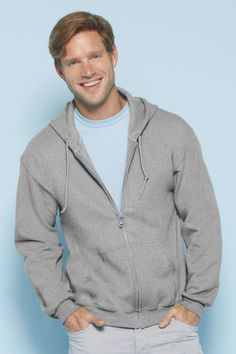 http://gobrandspirit.com/gildan-heavy-blend-full-zip-hoodie-heather/p/D30064ED-49CB-469B-AD6C-4A82585A9ED3  Custom Promotional Gildan Heavy Blend Full Zip Hoodie - Heather  # GILD1860H   3 Day Production  28.50 - 33.40  |  Min. Qty: 1  Gildan 50 cotton 50 polyester fleece hoodie 7 75 oz brushed back jersey fleece body unlined hooded neck with drawstring covered full zip front front pouch pockets spandex reinforced rib knit cuffs and waistband double needle cover stitched