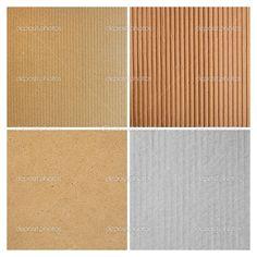 Cardboard texture group - Image: 62170657