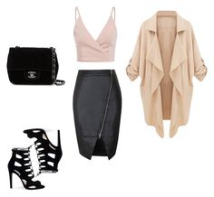"""""""❤️"""" by georgianna-maria on Polyvore featuring Chanel"""