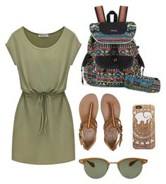 """""""Back to School Tribal Vibes"""" by bncollege on Polyvore"""