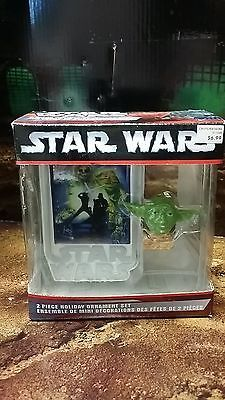 #Holiday #ornaments star wars yoda ,  View more on the LINK: 	http://www.zeppy.io/product/gb/2/131518304092/