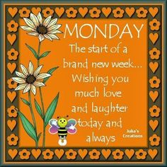 Monday, The Start Of A New Week monday monday quotes monday blessings monday pictures monday images monday quotes and sayings