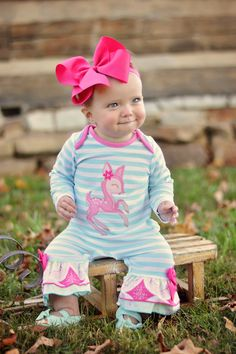 860208a88 14 Best Peaches 'n Cream Children's Clothing images | Peach, Peaches ...