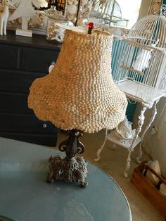 Shell Lampshade