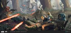 ILM Art Department Challenge 2016, Christian Piccolo's submission