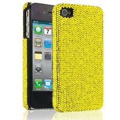 Yellow Debari Designer iPhone 4s Case - #DesigneriPhone4Cases