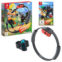 Superb Ring Fit Adventure Nintendo Switch Now at Smyths Toys UK. Shop for Nintendo Switch Games At Great Prices. Free Home Delivery for orders over Xbox, Playstation, Wii Fit, Nintendo Store, Nintendo Games, Nintendo Room, Games Box, Mini Games, Console