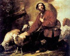 Jacob with the Flock of Laban - Jusepe de Ribera
