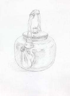 대구화실, 미술, 회화, 정물수채화, 정물소묘, 인체수채화, 인체소묘, 입시미술, 취미미술, 서양화, 유화, 그림 과정작 자료실, 前달동네 그림연구실 Color Pencil Sketch, Pencil Sketch Drawing, Pencil Shading, Pencil Art, Line Drawing, Pencil Drawings, Art Drawings, Reflection Art, Still Life Drawing