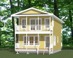 18x40 House -- #18X40H7B -- 1,292 sq ft - Excellent Floor Plans