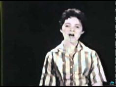 """I`M Sorry"" by Brenda Lee..big hit from 1960..she was called..little Miss Dynamite...small but  sure belted out some great songs!!"