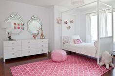 beautiful girls room.