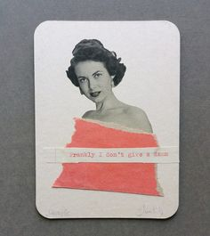 'Danielle, collage and text on coaster' . #nastywomen #speakup #boundaries #collage #coaster #afyecamp #thejealouscurator #entitledtomyopinion #womensrights #formydaughter #foralldaughters #legacy #analogcollage #handcutcollage #contemporarycollage #collagecollective #c_expo #collage_guild #analogcollagecommune #collagecollectiveco #collagear #collage_eu_uk #juliettepestel #kolajmagazine #juxtapoz
