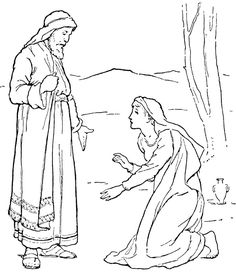 Catholic Coloring Page Jesus Forgives Mary Magdalene Color Online In Our Interactive Book Or Print Them For Later