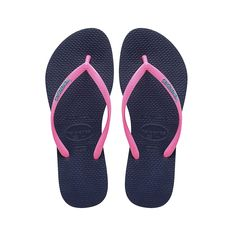 a485e0fc4 Havaianas Slim Brazil Sandal Navy Blue Price From