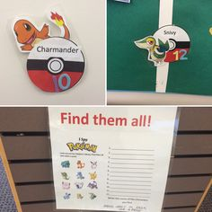 #pokemongo #pokemon #fun Would be a cool scavenger hunt with math problems!!! Instead of numbered problems there is a Pokemon attached