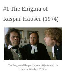 The engina kaspar hauser