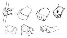 How to Draw Anime Hands, a Step-by-Step Tutorial – Two Methods