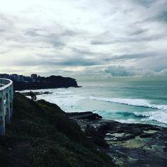 (Loc) Posted on June 01 2016 at 08:47AM by monikaradinger_: #morningrun  #bondibeach #bondi #sydney #sydneylife #australia