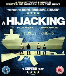 A HIJACKING (15) 2012    DENMARK    LINDHOLM, TOBIAS         DVD – £17.99        BLU RAY – £19.99    Danish thriller in which the crew of a cargo ship is held hostage by Somali pirates. #worldonlinecinema  #zzscan www.worldonlinecinema .com