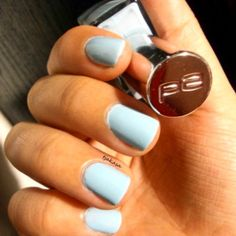 Remember me? #tjakasasnails #p2 #p2rememberme #nagellack #dm #beauty #nails #notd #nailpolish #blue #blau #naillacquer #dmdeutschland