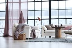 Nice color combination for DUX furniture