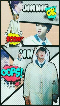 Read ✖No Capitulo✖ from the story ↪[ Memes de Omma Jin - Bts ]↩ by -Shinie- (♡Min Yoon Gi ♡) with reads. Jimin, Bts Jin, Suga Rap, Bts And Exo, Bts Bangtan Boy, Seokjin, Foto Bts, Bts Memes, Got7