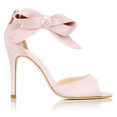 l.k. bennet ~ agata heel in pink rose ~ as favored by kate middleton ~ fabulous heels