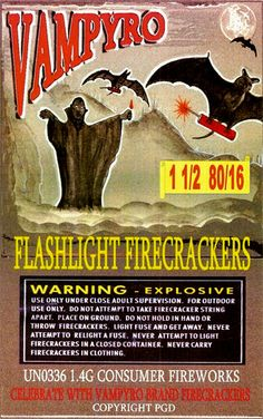 I-Mockery.com | The Underappreciated Art of Firecracker Labels. Fireworks Art!