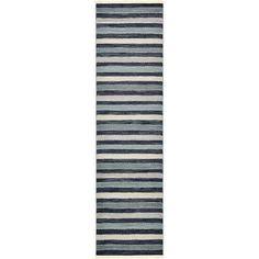 Unique Loom Nomad Blue Area Rug Rug Size: