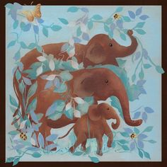 Elephants at play! I want this!