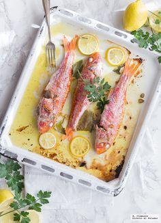 El salmonete de roca es un pescado de sabor intenso y muy apreciado en la cocina. Esta especie es muy valorada, y aunque su precio no es bajo...