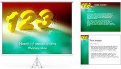 Crianças Classe matemática Modelos de apresentações PowerPoint