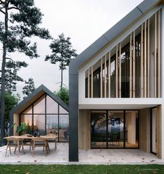 Pavilion House Full CGI on Behance