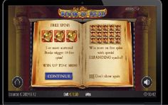 Egyptskí duchovia už na vás čakajú. Sadnite si na náš kasíno trón a vyhrajte podiel zo 6.000 €. http://www.hracie-automaty.com/novinky/book-of-the-dead-hotovost-na-spadnutie-vo-vyske-6-000-e  #mrgreen #bonus #automatyonline #bookofthedead #jackpot