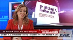 http://michaelgleibermd.com/dr-gleiber/c Castle Connolly Top Doctors - Doctors are among the most trusted US professionals Michael A. Gleiber, M.D. wins Castle Connolly Top Doctor by Castle Connolly, 2014. Call  FREE(561) 972-6464 to learn more about my selection as a Castle Connolly Top Doctor or visit http://michaelgleibermd.com/dr-gleiber/c