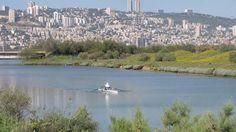 Kishon River   HAIFA  ISRAEL