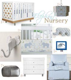 elephant nursery - @Whenwillyou Ferretti