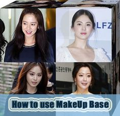 Use Your Makeup Base Up To 200%