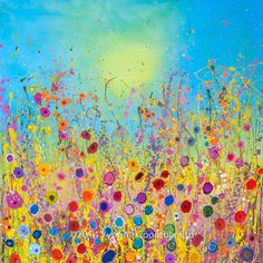 Yvonne Coomber at Imagianation Gallery, St Ives, Cornwall