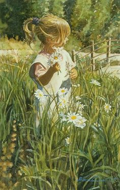 Amarys - 22_Steve Hanks.jpgthis is her as a little one with her favorite flowers,,,,,