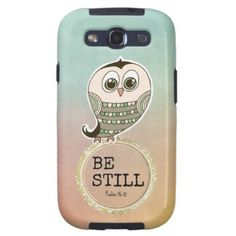 Christian Gifts: Bible Verses and Quotes: Bible Verse Phone Case with Owl #bibleverse #owls #cases