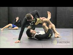 2 on 1 arm control hook sweep to leg folding sweep, opens an entrance to X guard