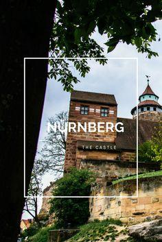 Das Wahrzeichen Frankens - die Nürnberger Burg! Auf meinem Blog @lilliswanderlust.wordpress.com könnt ihr mehr zum Thema Nürnberg lesen!