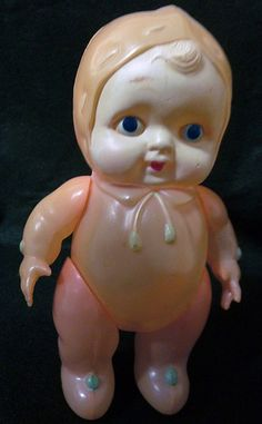 Celluloid Baby Doll - Artifact from my Childhood by Photo_History, via Flickr