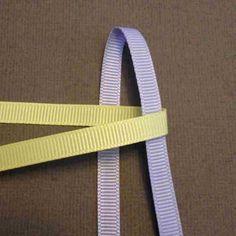 Ribbon twisted box braid Tutorial to create your own mini Hawaiian Lei bag charm. Sporty Hairstyles, Try On Hairstyles, Box Braids Hairstyles, Trending Hairstyles, Black Women Hairstyles, Twist Box Braids, Short Box Braids, Jumbo Box Braids, Blonde Box Braids