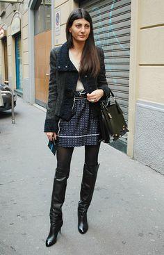 Giovanna Battaglia - Fashion Editor (LUOMO Vogue)