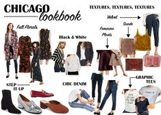 Shop all my looks from my recent Chicago trip!
