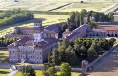 castello_procaccini. Chignolo Po- PV-Lombardia-Italy